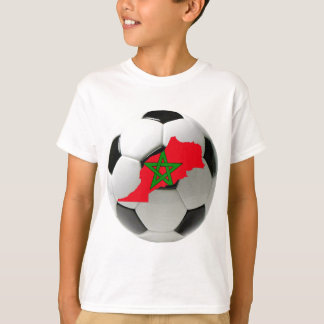 Marokko-Nationalmannschaft T-Shirt