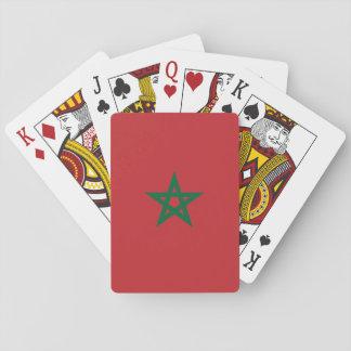 Marokko Spielkarten