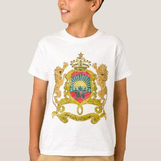 Marokko-Wappen T-Shirt