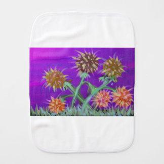 marsflowers baby spucktuch
