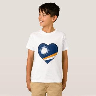 marshall-islands-flag-heart-3d.ai T-Shirt