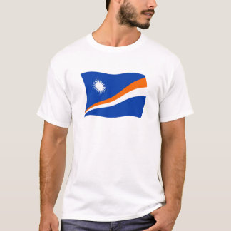 Marshall- Islandsflaggen-Shirt T-Shirt