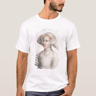 Mary Tudor (1516-58) graviert von Francesco T-Shirt