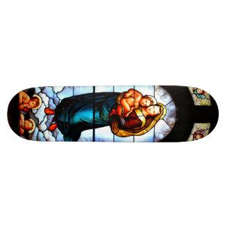Mary u. Jesus Skateboard Bretter