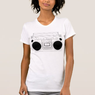 maryjanesgirl BoomBox T-Shirt