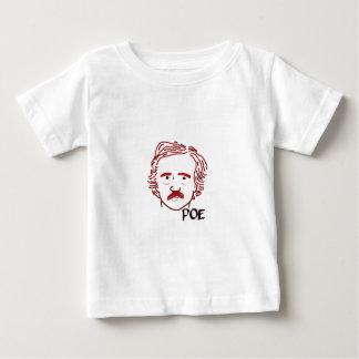 Maske des roten Poe Baby T-shirt