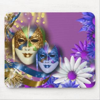 Maskerade quinceanera venezianische Masken Mousepads