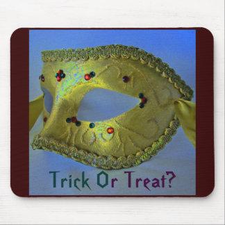 Maskerade- Trick oder Leckerei Mousepad- kundeng