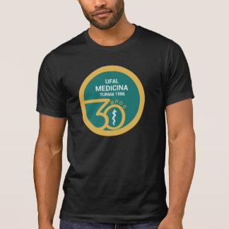 Maskulines Grundlegendes Unterhemd - MED UFAL 86