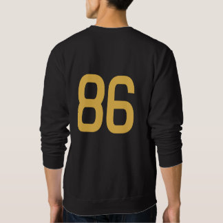 Maskulines Sweater - MED 86 Sweatshirt