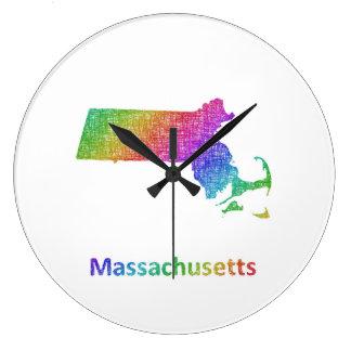 Massachusetts Große Wanduhr