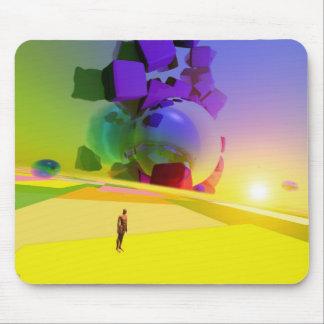 Maßunbekanntes - surreales mousepad
