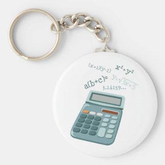 Mathe-Gleichungen Schlüsselanhänger