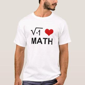 Mathe I <3 T-Shirt