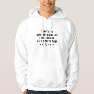 Mathe ist eins von ihnen hoodie