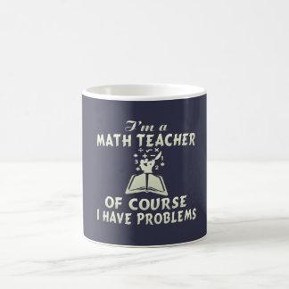 Mathe-Lehrer Kaffeetasse