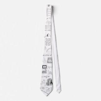 Mathematik-Krawatte Krawatte