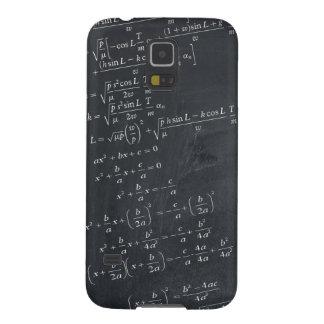 Mathematikformel Samsung S5 Hülle