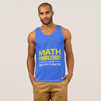 Mathematische Probleme Tank Top