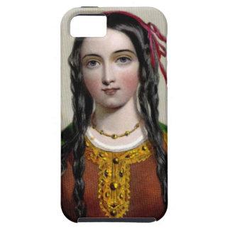 Matilda von Schottland iPhone 5 Abdeckung iPhone 5 Hülle