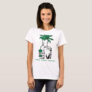 Mattengas trinkende Kiffer T-Shirt