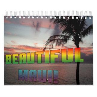 Maui-Kalender Wandkalender