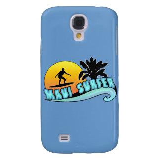 Maui-Surfer Galaxy S4 Hülle