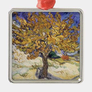 Maulbeerbaum Vincent van Goghs |, 1889 Silbernes Ornament