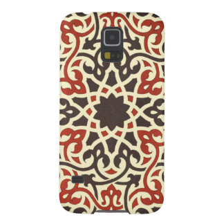Maurischer Mosaik-Muster-Telefon-Kasten Galaxy S5 Cover