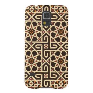 Maurischer Mosaik-Muster-Telefon-Kasten Galaxy S5 Hülle