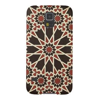 Maurischer Mosaik-Muster-Telefon-Kasten Samsung Galaxy S5 Hülle