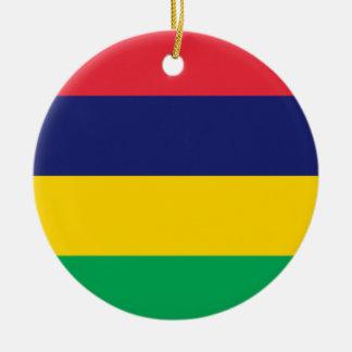 Mauritius Keramik Ornament