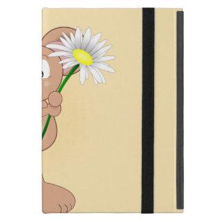 Maus mit Blume iPad Mini Schutzhüllen