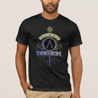 Maxima Harry Potter-Bann-| Lumos grafisch T-Shirt