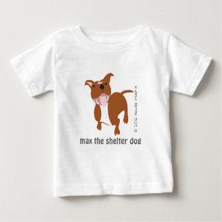 Maximaler   Baby-Geldstrafe-Jersey-T - Shirt