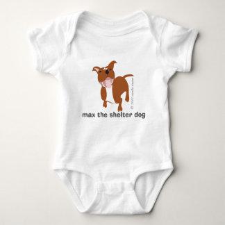 Maximaler   Baby-Jersey-Bodysuit Baby Strampler
