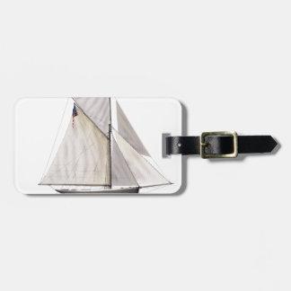 Mayflower 1886 gepäckanhänger