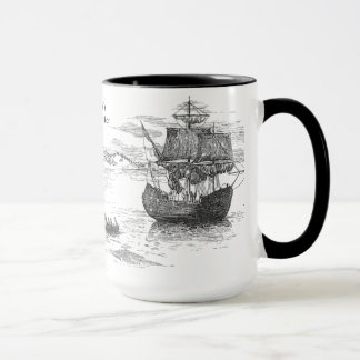 Mayflower Tasse