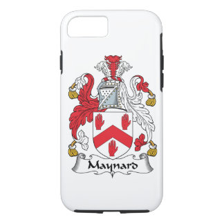Maynard Familienwappen iPhone 8/7 Hülle