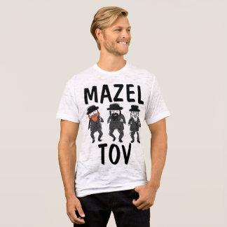 MAZEL TOV lustige jüdische T - Shirts