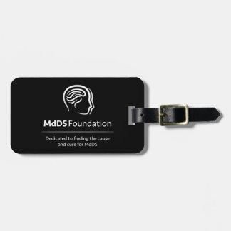 MdDS Bewusstseins-Reise-Gepäckanhänger Kofferanhänger
