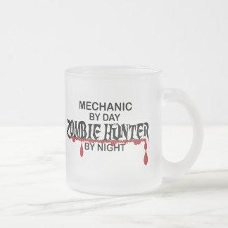Mechaniker-Zombie-Jäger Mattglastasse
