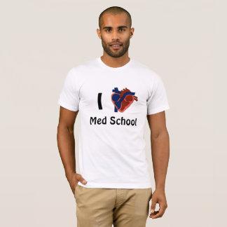 MED-Schule des Herzens I T-Shirt