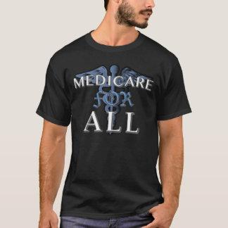MEDICARE FÜR ALLEN w&b T - Shirt