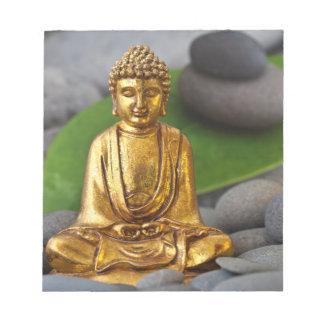 Meditation Notizblock