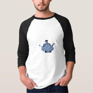 Meditierender Gefangener T-Shirt