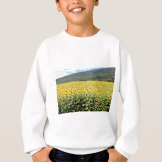 Meer der Sonnenblumen Sweatshirt