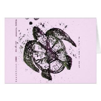Meeresschildkröte 4 karte