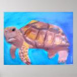 Meeresschildkröte-Kunst Posterdrucke