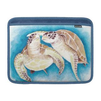 Meeresschildkröten MacBook Sleeve